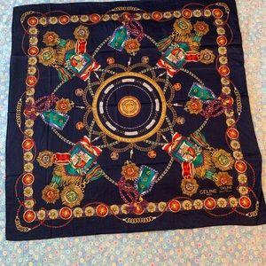 NWT Celine Scarf/Handkerchief